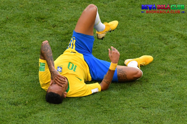 Piala Dunia 2018 Momen Ekspresi Terbaik rasa sakit dan terluka