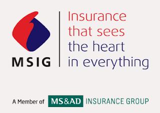 Asuransi Kendaraan bermotor MSIG, Berkendara Tanpa Cemas