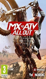 MX vs ATV All Out cover - MX vs ATV All Out v1.07-CODEX