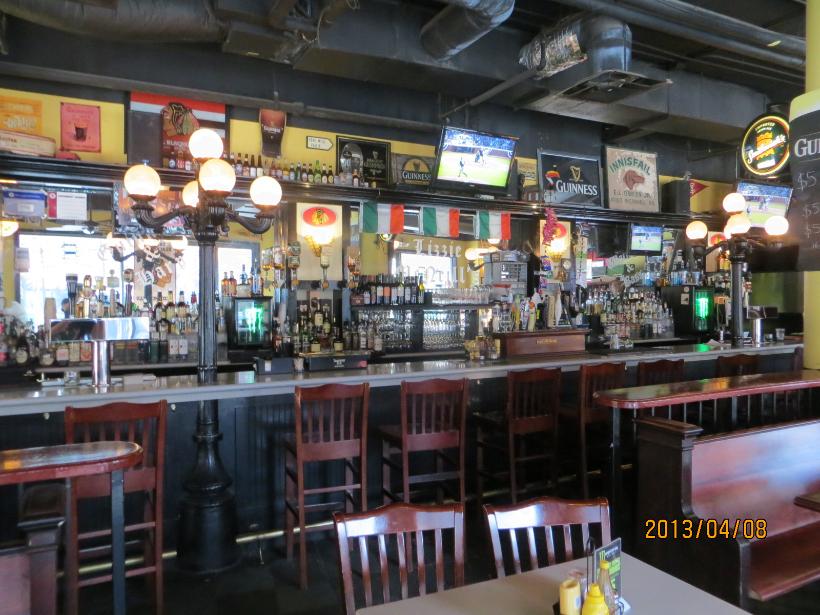 Different Types Of Jeeps >> Jeeps Pubs Taverns and Bars: Lizzie McNeill's Irish Pub ...