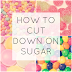How to Successfully Cut Down on Sugar