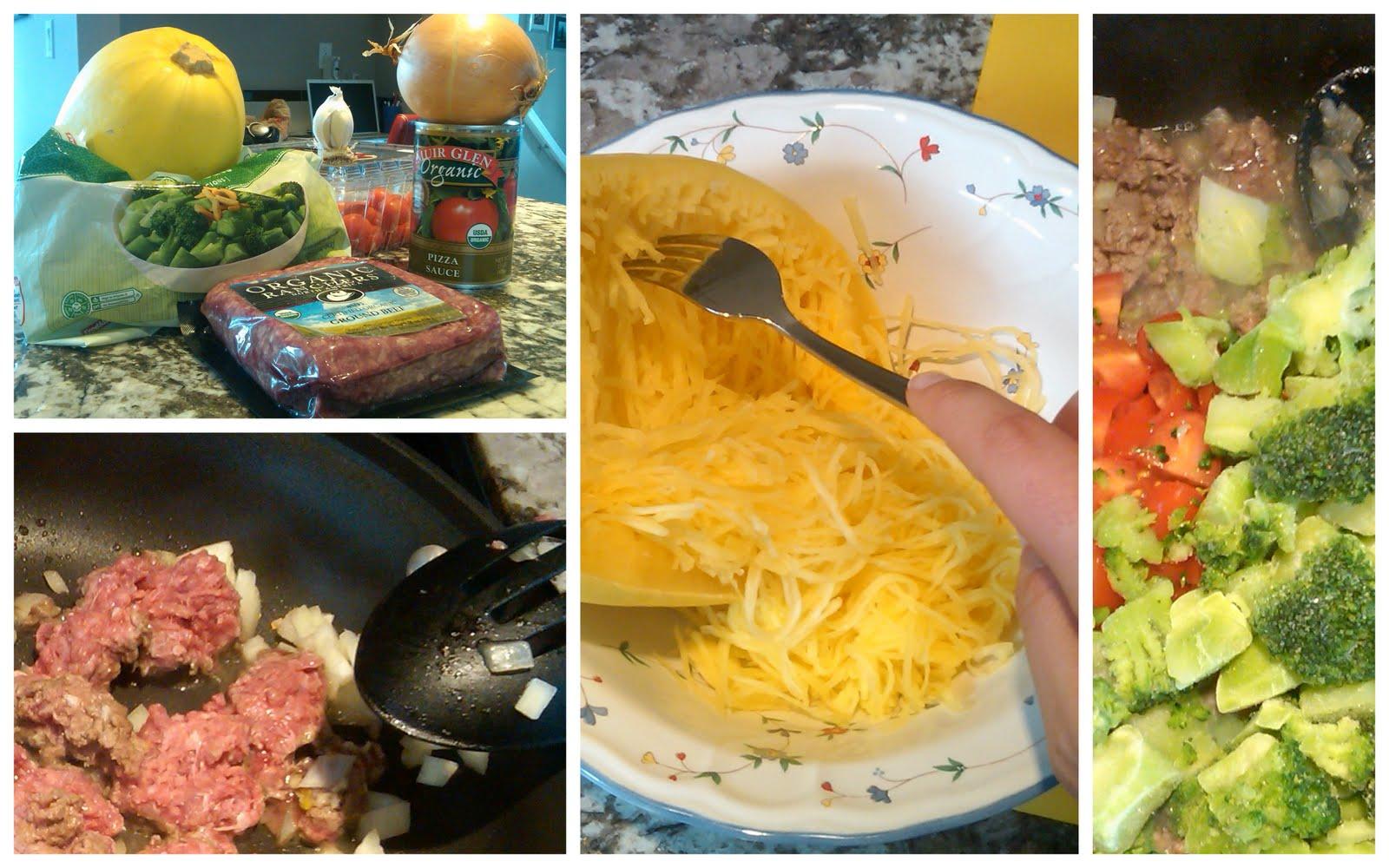 Eat Play Paleo Spaghetti Squash Casserole