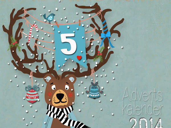 Lila-Lotta Adventskalender 2014 - Türchen Nr. 5