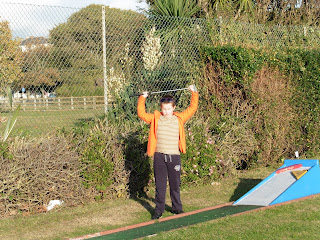 southsea seafront crazy golf pitch and putt