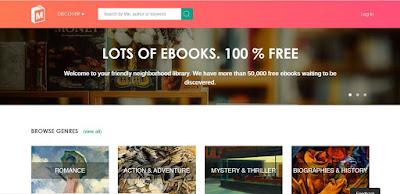 penyedia ebook