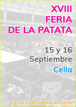 XVIII Feria de la Patata
