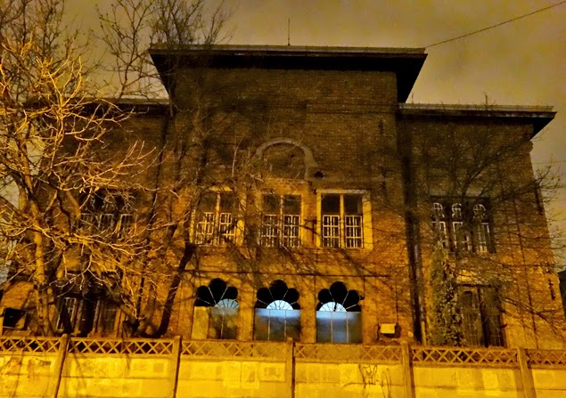 sinagoga mica targu mures