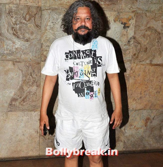 Amol Gupte, Maryam Zakaria at Special Screening ofHawaa Hawaai at Lightbox