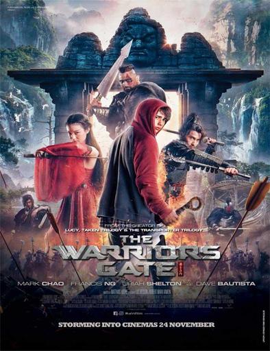 Ver El portal del guerrero (Warrior's Gate) (2016) Online