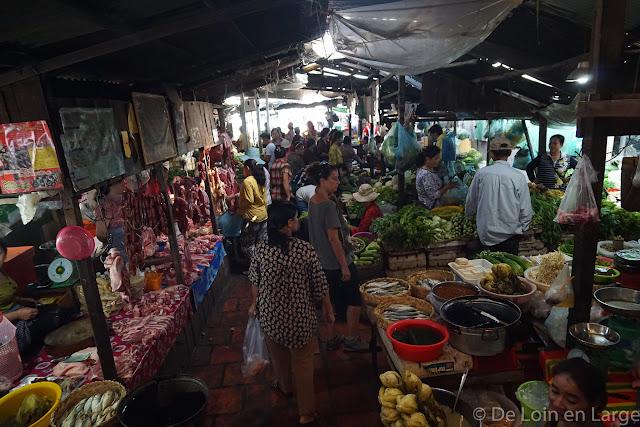 Marché Russe - Phnom Penh - Cambodge