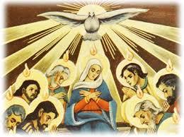 Thiên Chúa Cha: Hãy lãnh nhận Chúa Thánh Thần trong tâm tình hân hoan diệu kỳ và tri ân cảm tạ