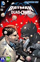 Os Novos 52! Batman e Robin #27