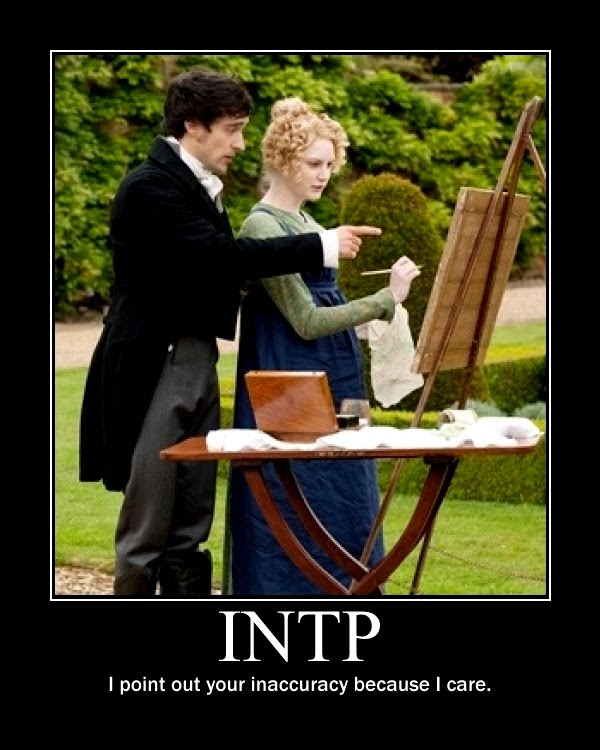 Across the Wider Pond: An INTP on the Mission Field: The