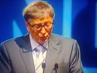 14th Nelson mandela Speech, Bill Gates