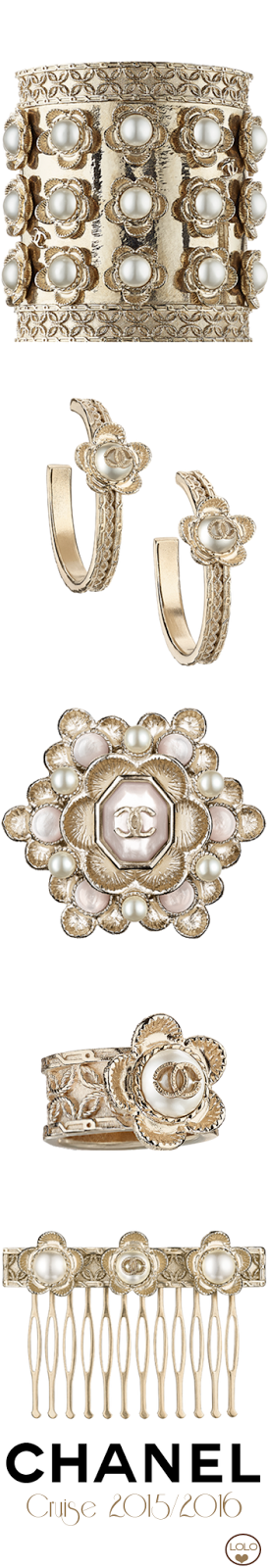 Chanel Cruise 2015/16 Jewelry Collection