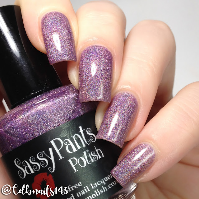 Sassy Pants Polish-Lavender Meadows