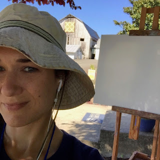 Sarah sedwick oregon artist plein air painter