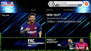 FIFA 14 Up 18 FCB v0.0.0 by aGa (Rangga)