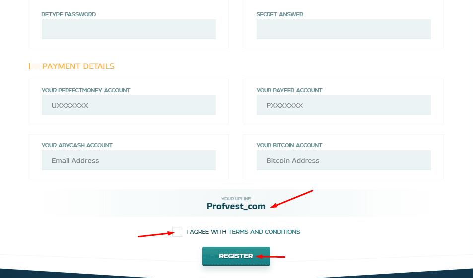 Регистрация в SmartBank 2