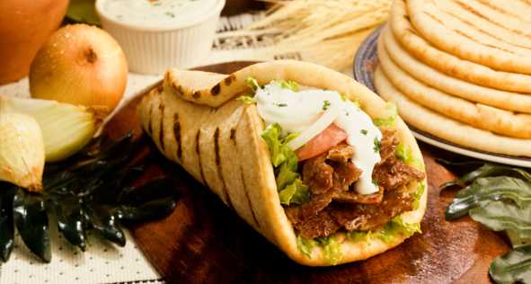 what is the most popular food in greece
