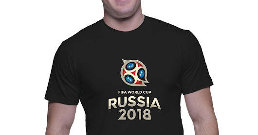 FIFA WORLD CUP RUSSIA 2018 T-SHIRTS