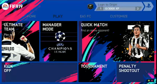 Download FIFA 14 v2.4.2 Mod FIFA 19 Update January 2019 for Android
