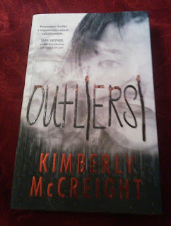 """Outliersi"" Kimberly McCreight"