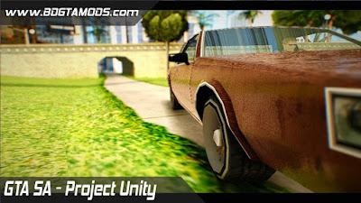 GTA SA - Project Unity