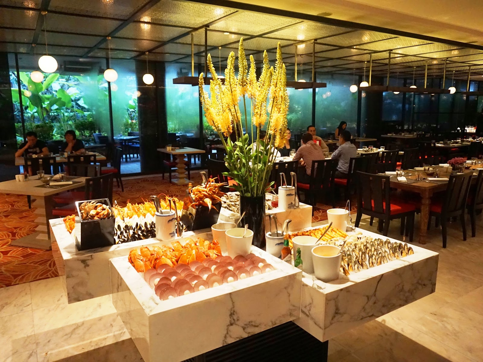 Pinkypiggu melt caf mandarin oriental hotel singapore still one of the best hotel buffets - Hotel mandarin restaurante ...