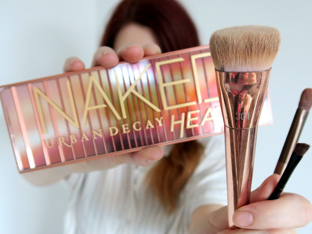 3 Uses for the Urban Decay Naked Heat Palette
