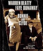 Cartel de Bonnie and Clyde