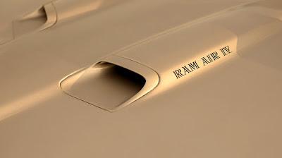 1970 Pontiac LeMans GTO Ram Air IV 400 Air Intake & Emblem