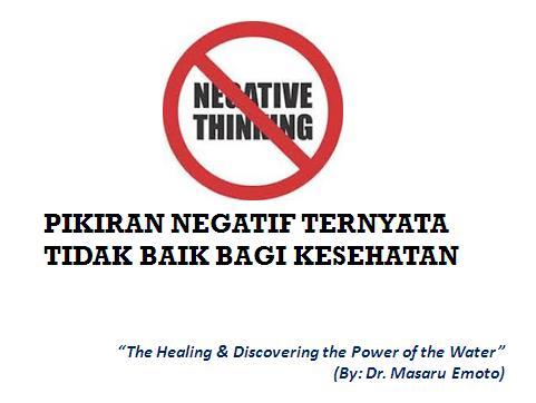7 Cara Ampuh Atasi Pikiran Negatif