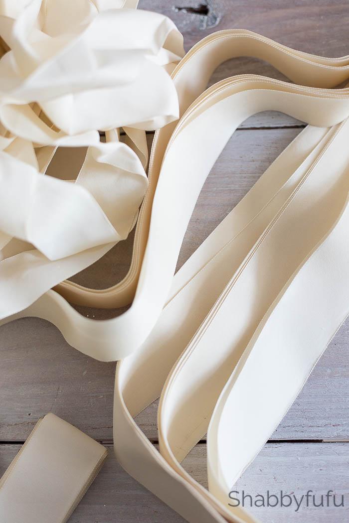 french silk ribbon