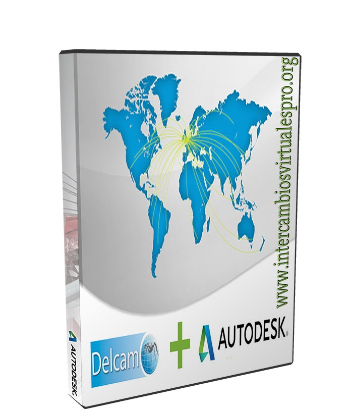 Autodesk Delcam 2017 SP2 Suite Multilang poster box cover