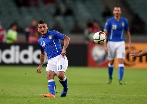 Ligue có thể sẽ cho cầu thủ Verrati sang Doha, Qatar để thực hiện điều trị