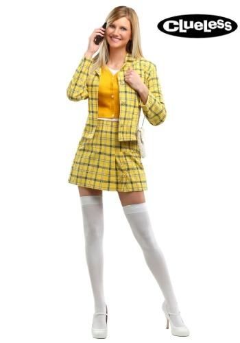 Halloween Costumes Clueless Cher Plus Size