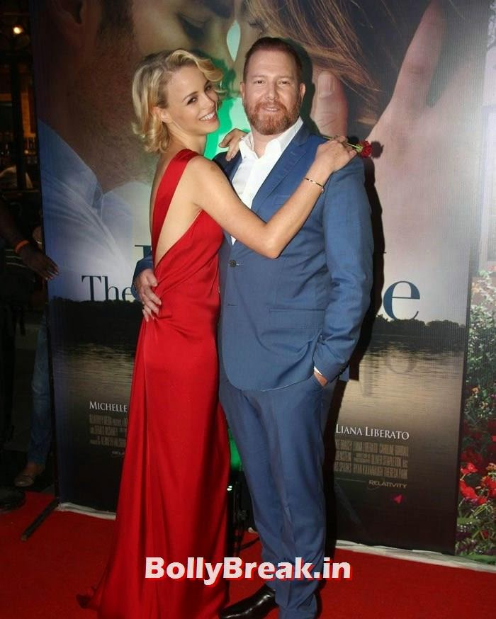 Ryan Kavanaugh, 'The Best of Me' Premiere Photos