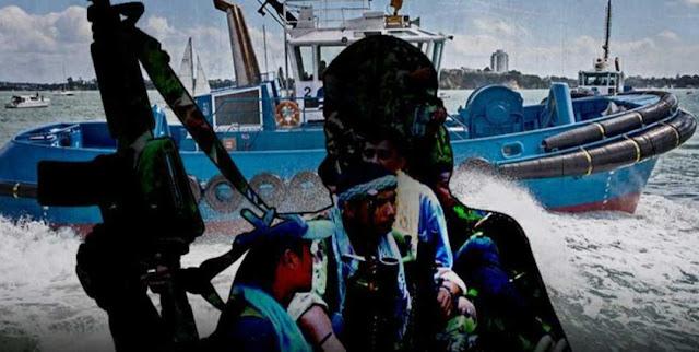Muncul Video WNI yang Disandera Abu Sayyaf, Kemlu Upayakan Pembebasan