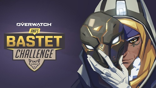 Overwatch - Ana's Bastet Challenge & Rewards
