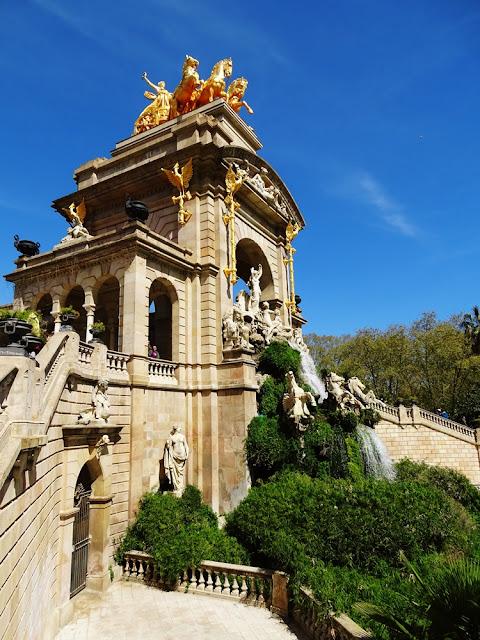 Dzień drugi zwiedzania Barcelony