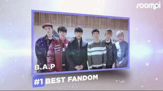 BYS: We won the Soompi Award's