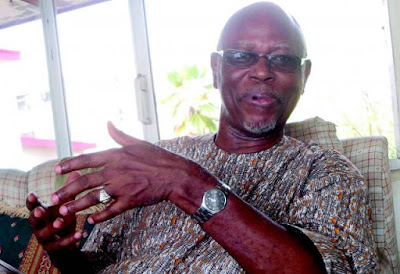 When Dasuki was sharing money from his ATM, he didn't invite any APC member – Oyegun