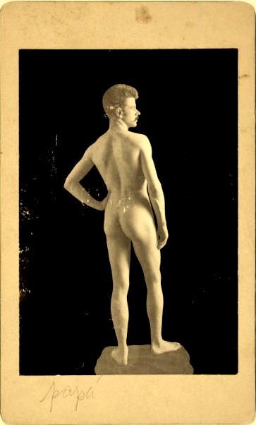 Fotografía En México Los Desnudos De Guillermo Kahlo