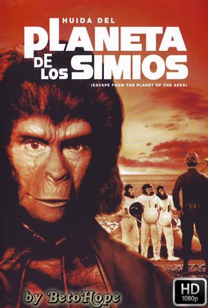 Huida Del Planeta De Los Simios [1971] [Latino-Ingles] HD 1080P  [Google Drive] GloboTV