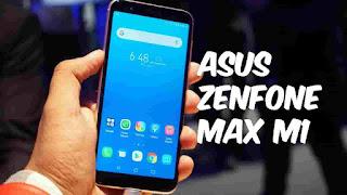 Cara Terbaru Flash Asus Zenfone Max M1 ZB555KL dengan QFIL