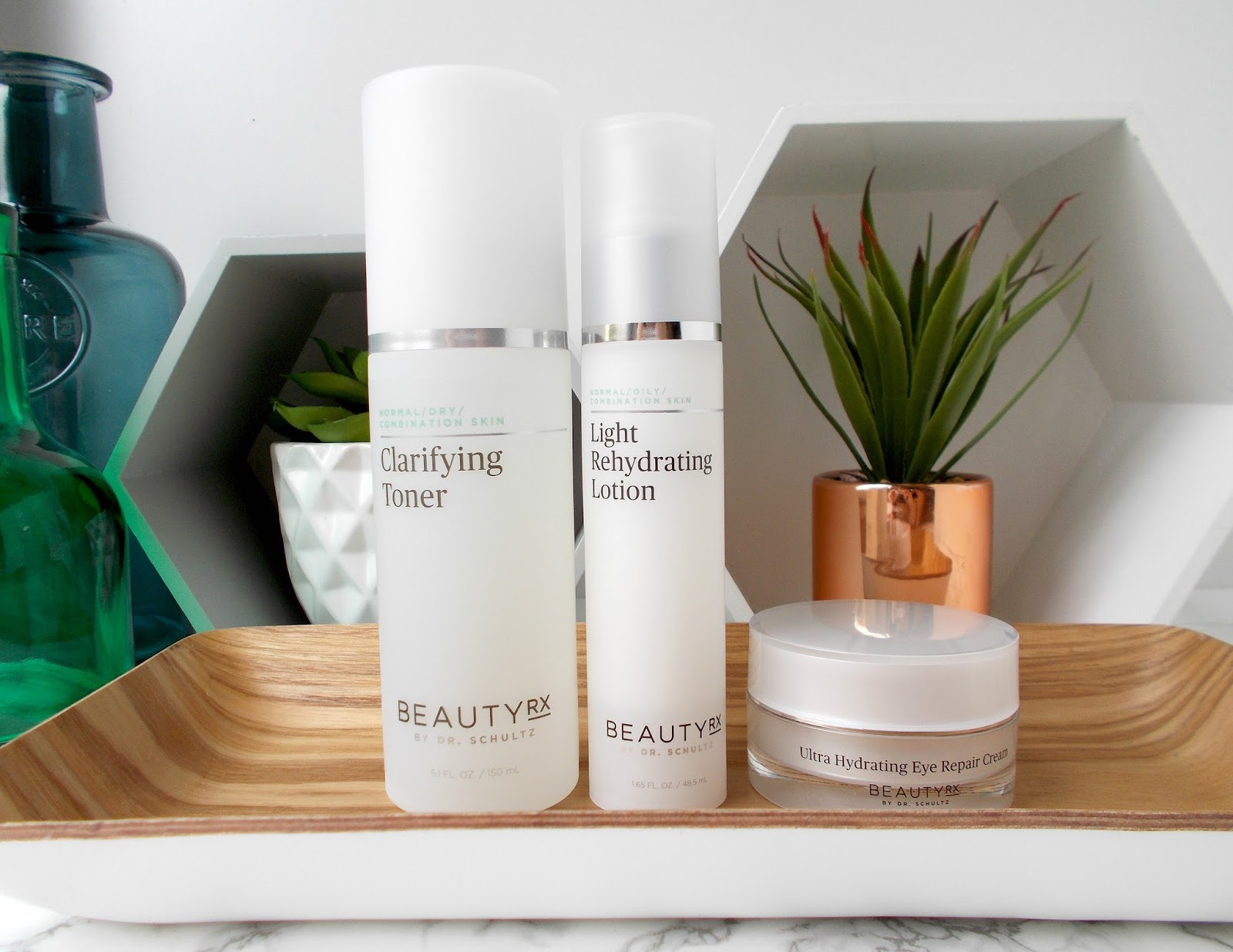 BeautyRX by Dr. Schultz skincare review