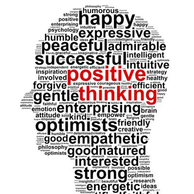 Jenis-jenis pikiran positif (twitter.com)