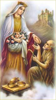 Resultado de imagem para Santa Isabel da Hungria