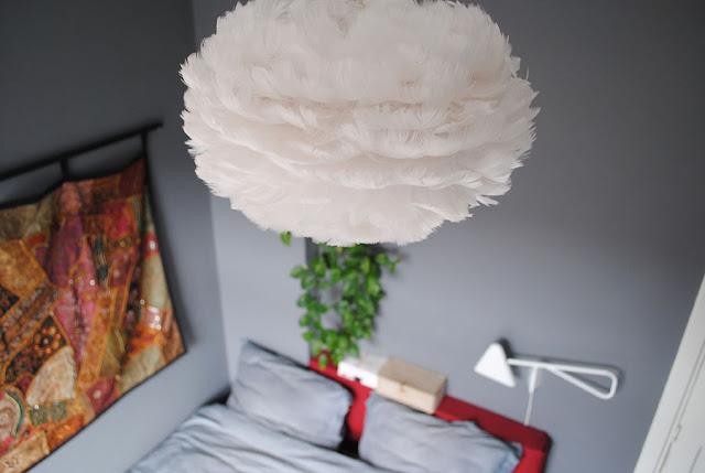 EOS vita slaapkamer